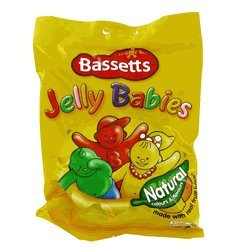 Bassetts Jelly Babies Treat Bag 130g