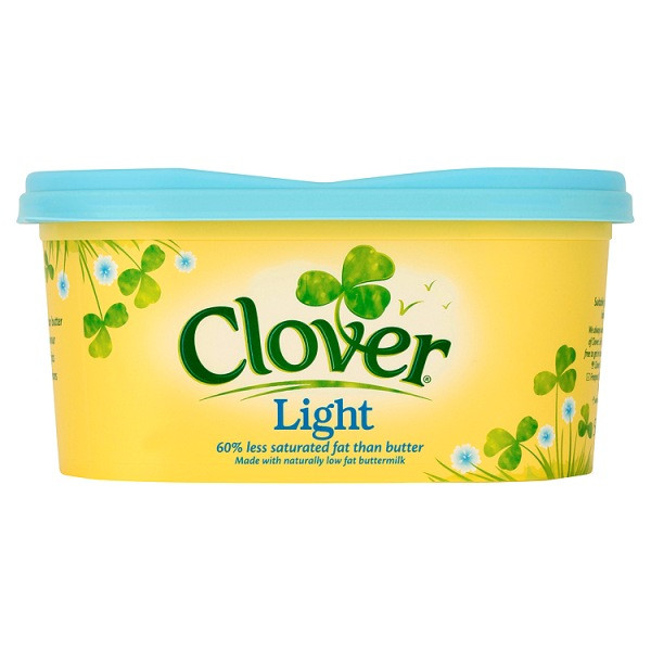 Clover Light Spread 500g