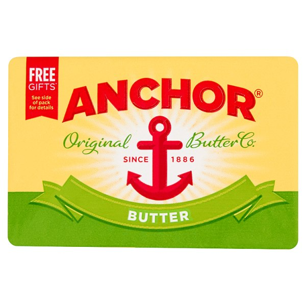 Anchor Butter Block 250g