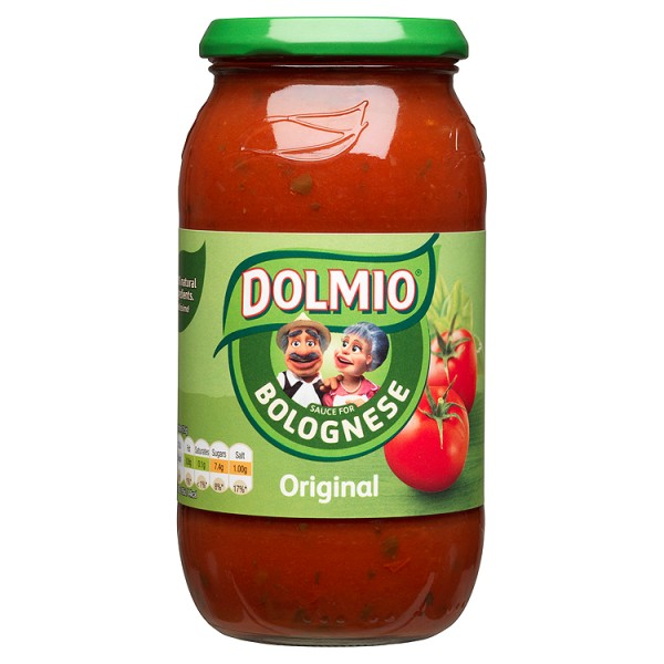 Dolmio Sauce for Bolognese Original 500g