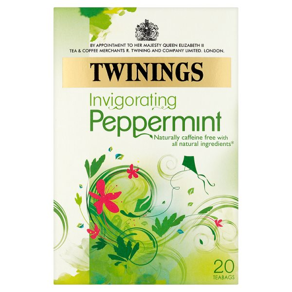 Twinings Peppermint 20 Tea Bags 40g