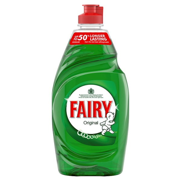 Fairy Original Washing Up Liquid 433ml
