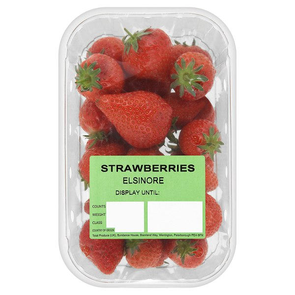 Farm Fresh Local Strawberries 454g