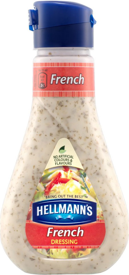 Hellmann's French Dressing 235ml