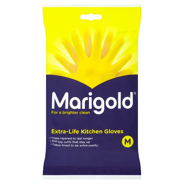 Marigold Kitchen Extra Life Gloves Medium