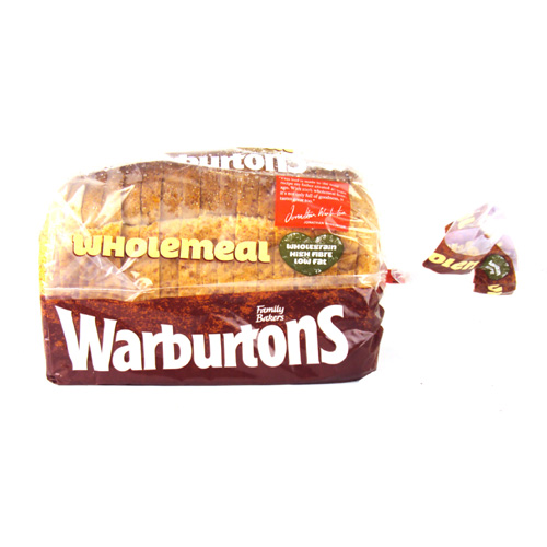 Warburtons ** SMALL ** Wholemeal Bread