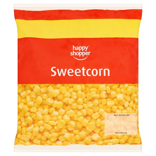 Happy Shopper *FROZEN* Sweetcorn 450g