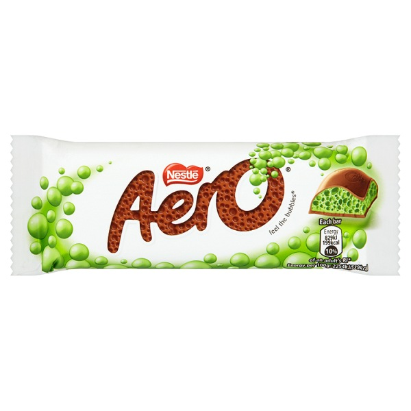 Aero Mint Chocolate Bar 36g