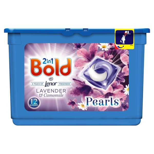 Bold 2 in 1 Lavender and Chamomile Capsules (16)