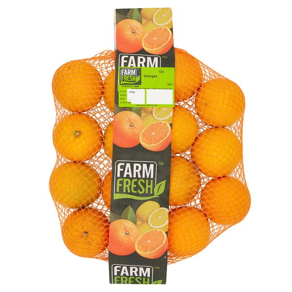 Farm Fresh Orange Single
