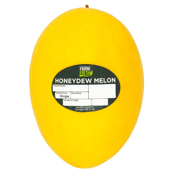 Farm Fresh Honeydew Melon Single