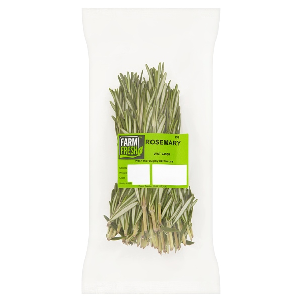 Farm Fresh Herbs Rosemary 100g