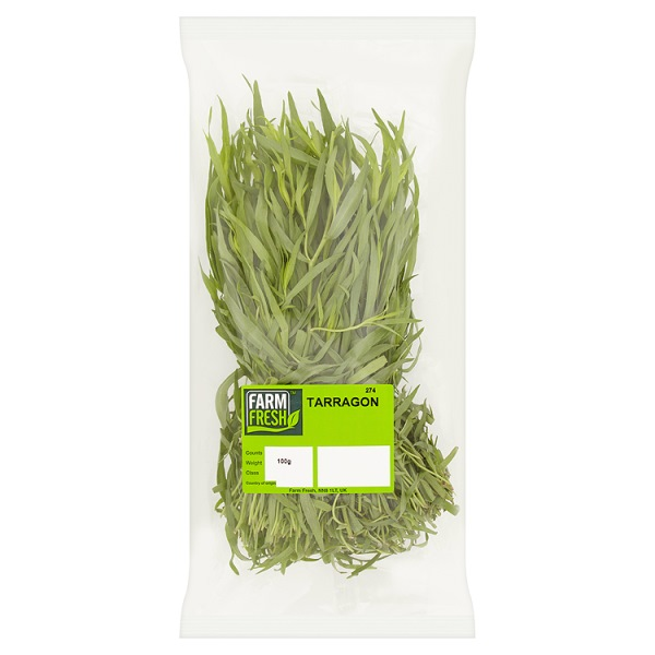 Farm Fresh Herbs Tarragon 100g