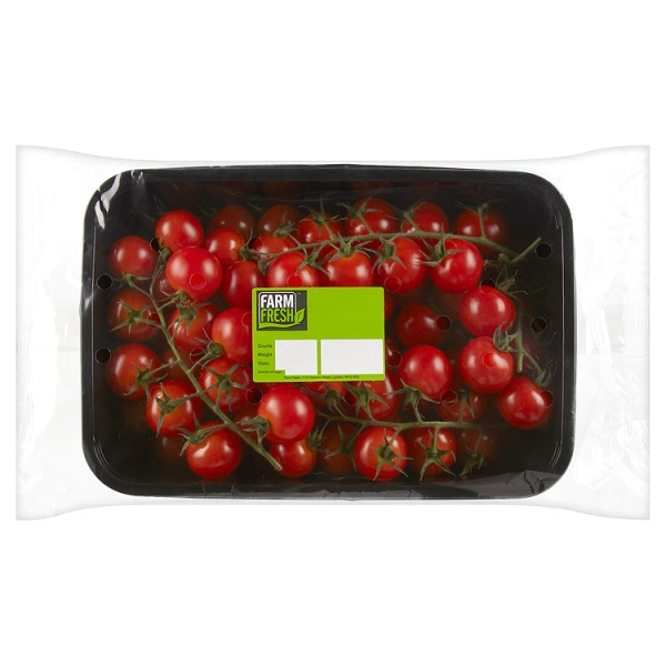Farm Fresh Cherry Tomatoes On the Vine 200g