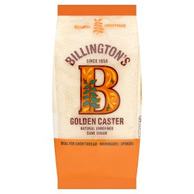 Billingtons Golden Caster Sugar 500g