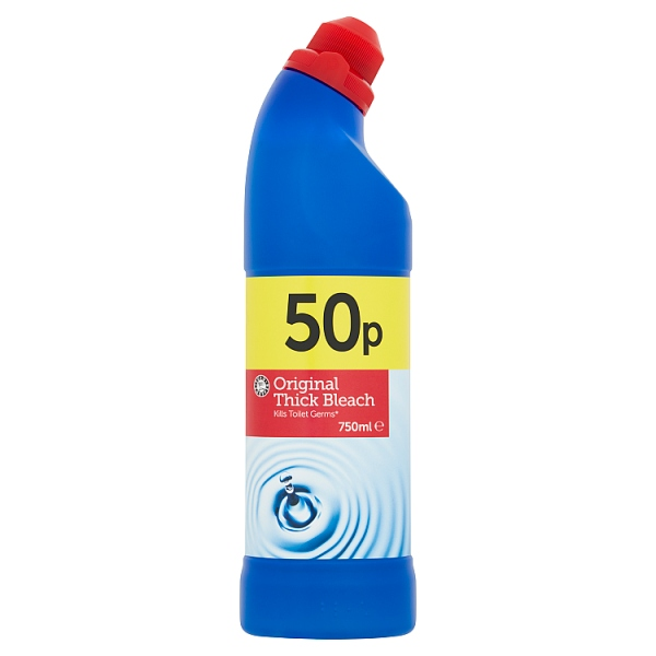 Euro Shopper Original Thick Bleach 750ml