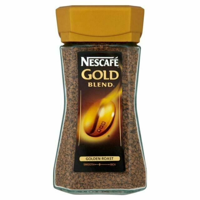 Nescafe Gold Blend Coffee *** LARGE *** 200g - Click Image to Close