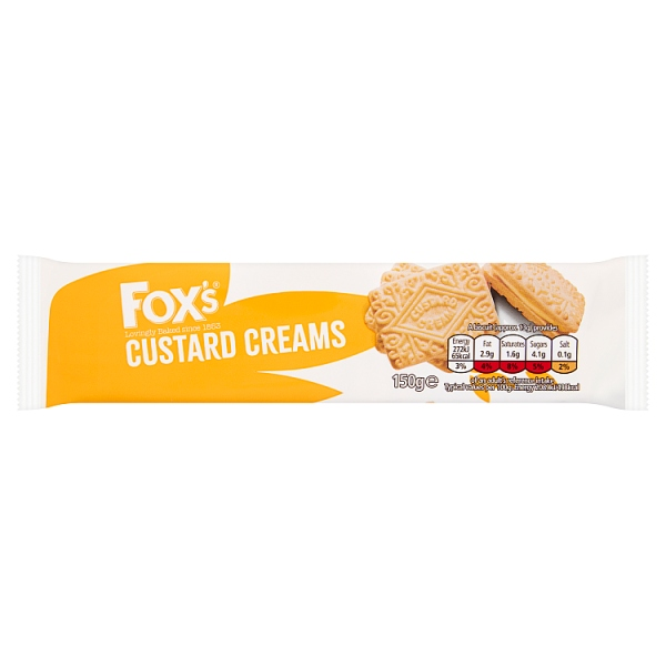 Fox's Custard Creams 150g